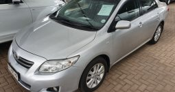 2009 Toyota Corolla 2.0 D-4d Advanced