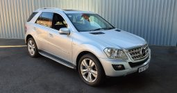 2010 Mercedes-Benz ML350CDI For Sale
