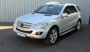 2010 Mercedes-Benz ML350CDI For Sale full