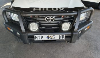 2012 Toyota Hilux 2.5D-4D Double Cab 4×4 SRX For Sale full