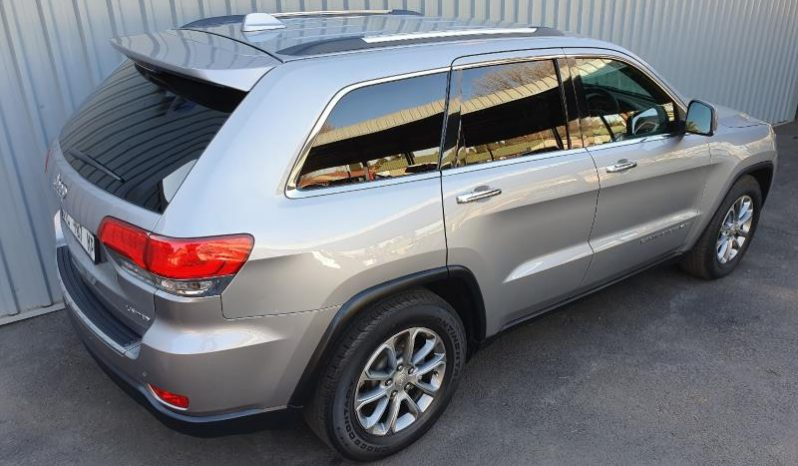 2014 Jeep Grand Cherokee 3.0CRD Limited full