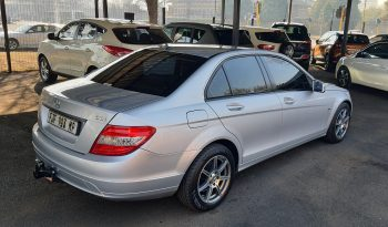 2010 Mercedes-Benz C-Class C220Cdi Classic For Sale full