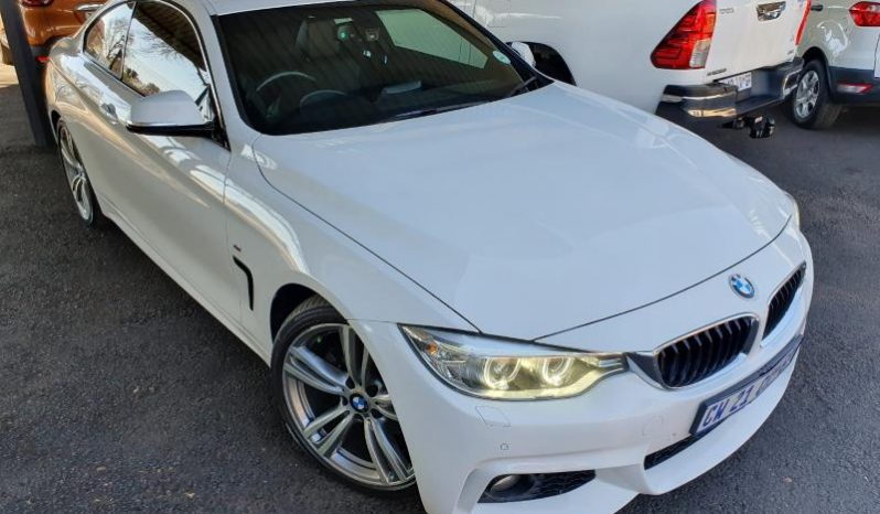 2013 BMW 4 Series 428i Coupe Auto For Sale full