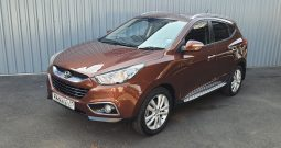 2013 Hyundai ix35 2.0CRDi Executive