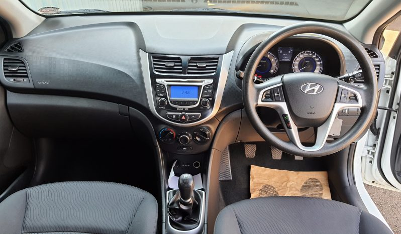 2012 Hyundai Accent 1.6 GLS full