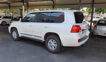2013 Toyota Land Cruiser 200 4.5D-4D VX full