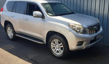 2010 Toyota Land Cruiser Prado 3.0DT VX full