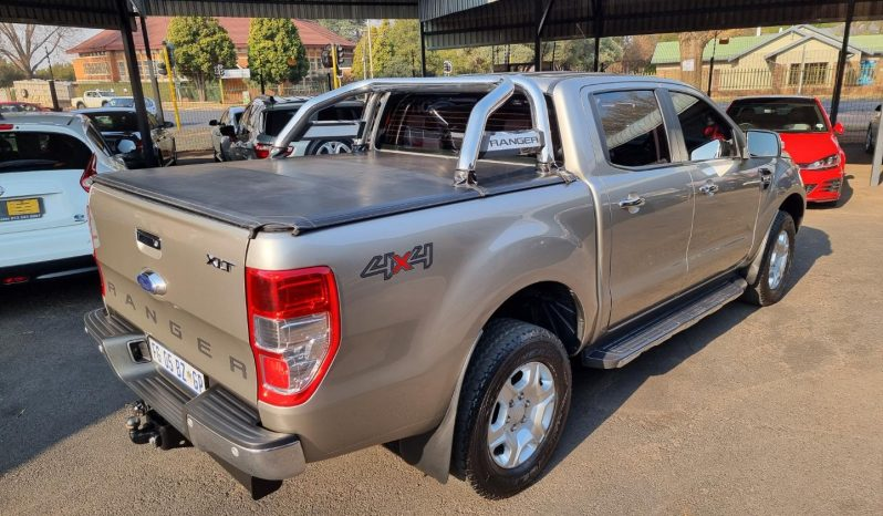 2016 Ford Ranger 3.2TDCi Double Cab 4×4 XLT Auto For Sale full
